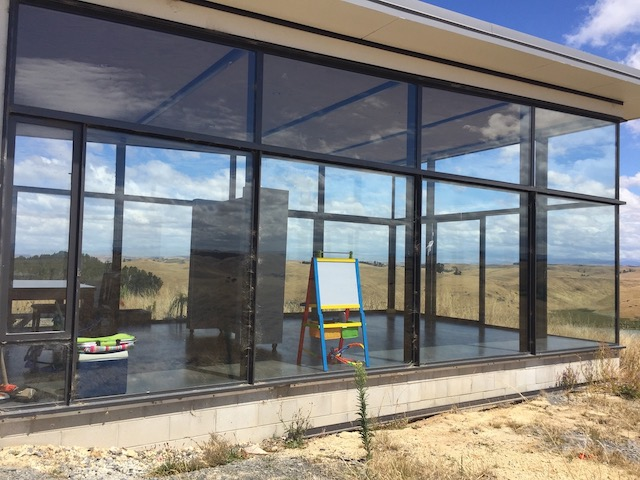 Builders window cleaning in Hawkes Bay