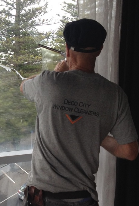 cleaning windows in Napier and Hastings